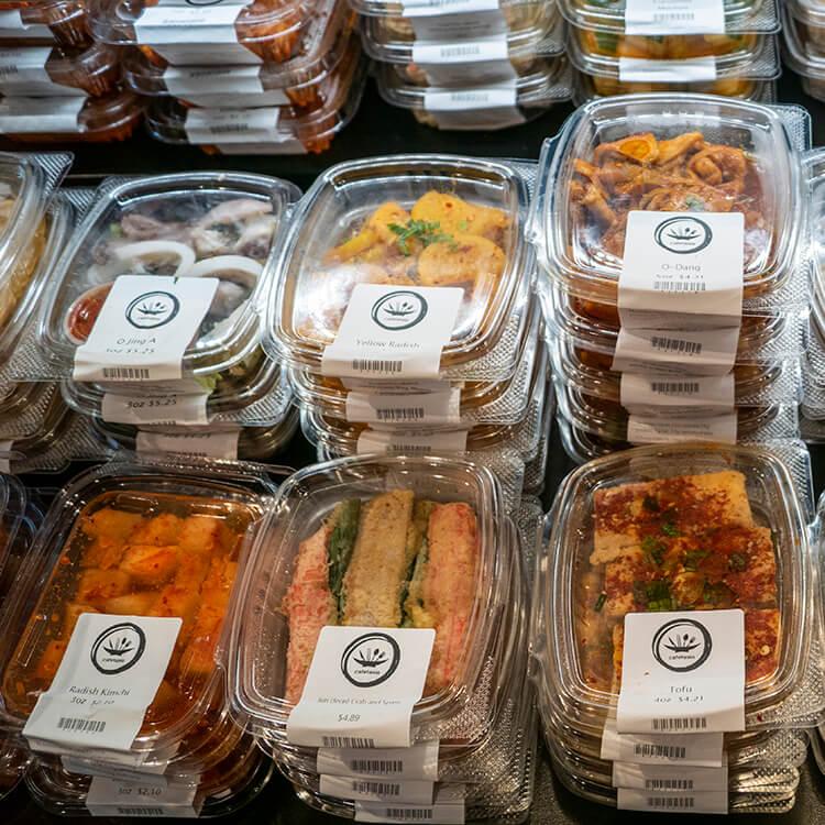 College students crave Korean grab-and-go snacks