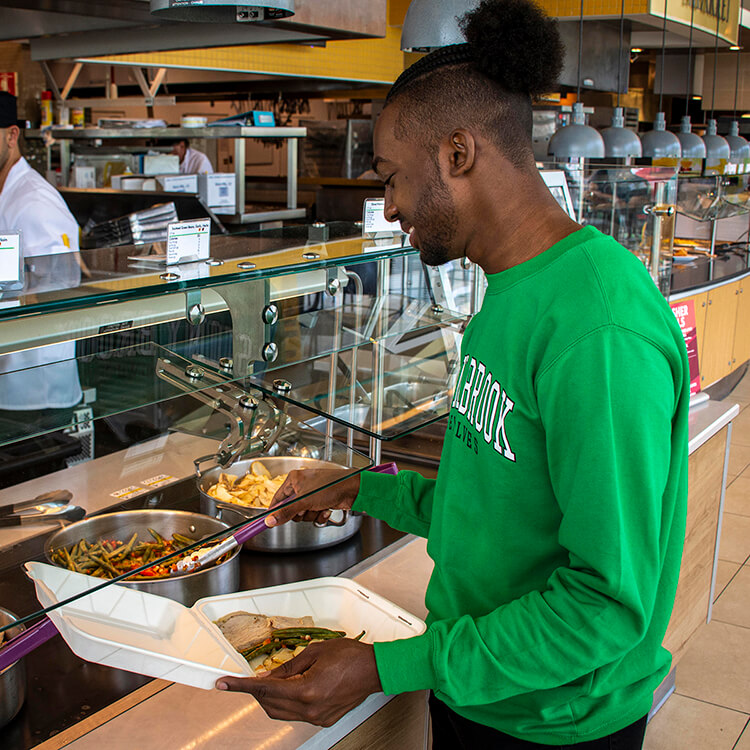 Campus Launches Major Plastic Waste Reduction in Dining Services