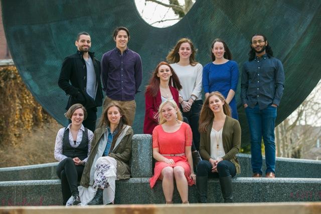 NSF GRFP 2015 Fellows