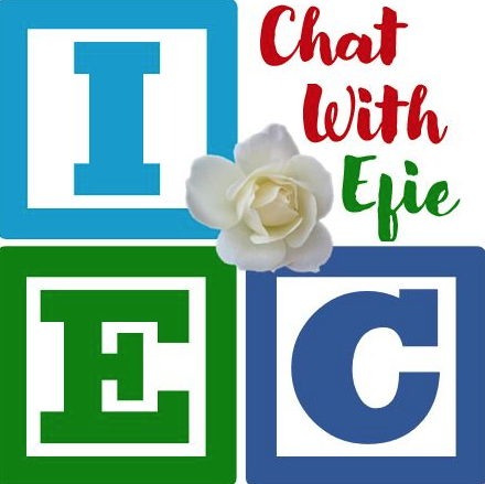 Chat with Efie logo