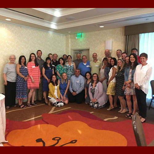 The Long Island cohort of the New York State Master Teacher program had its first graduates in June 2018.  Thirty eight teachers completed four years in the program.
