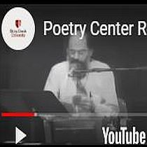 SBU ARCHIVES: View poetry readings filmed at SBU in the 1970s