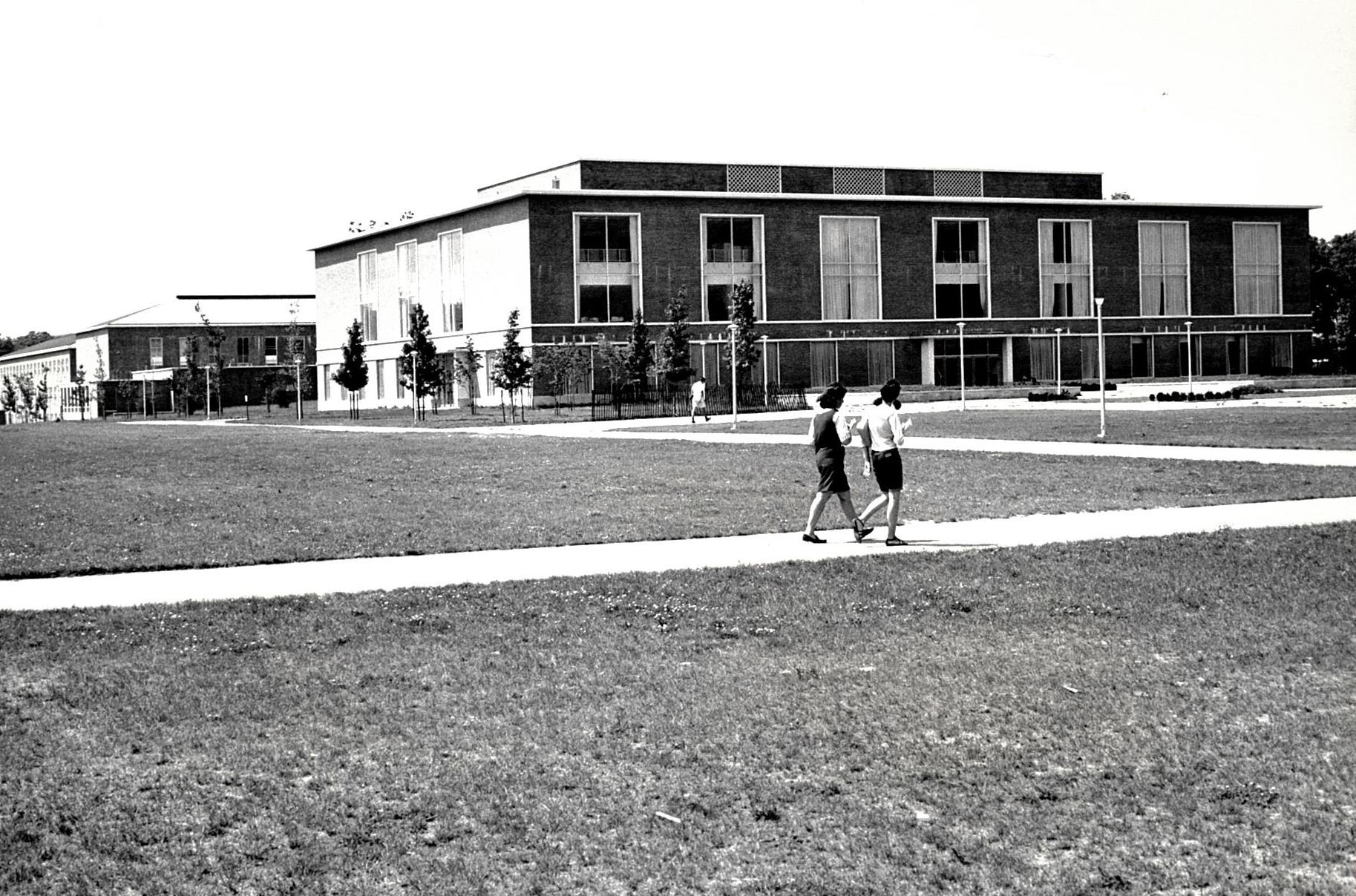 library 1964