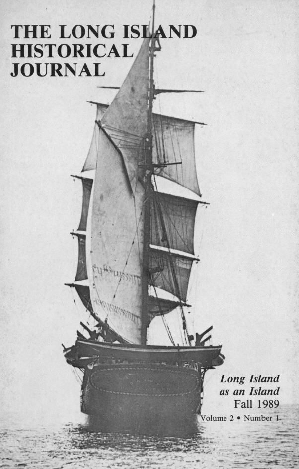 The Long Island Historical Journal