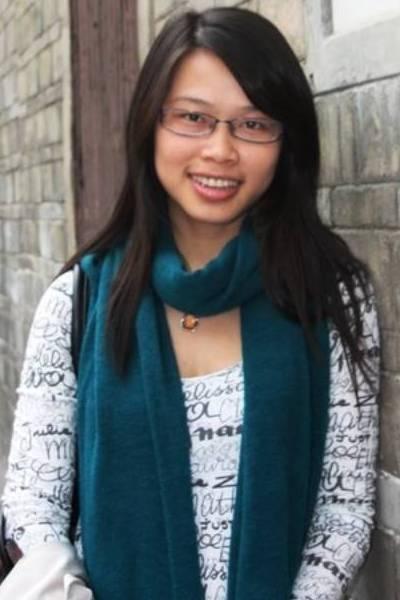 Dr  Cuiyu Wang, PCLP '15 | PhD Career Ladder Program