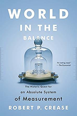 World in the Balance: The Historic Quest for an Absolute System of Measurement Book Cover