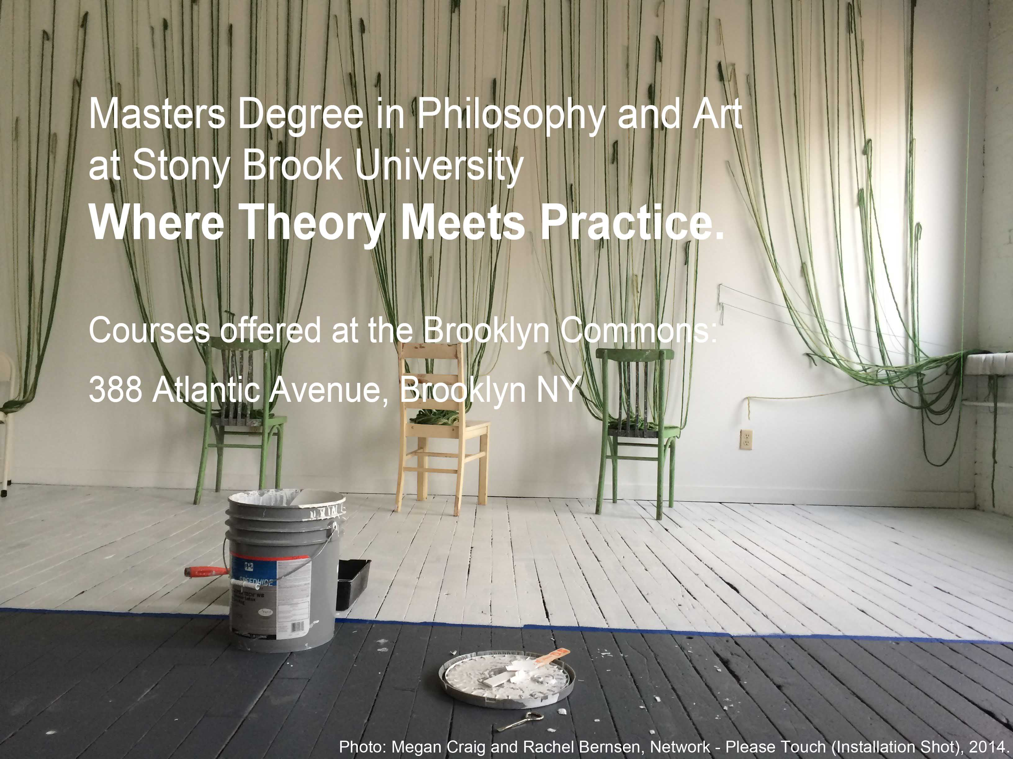 MA poster - where Theory meets Practice