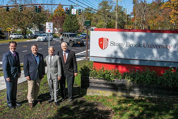 stony brook road improvements