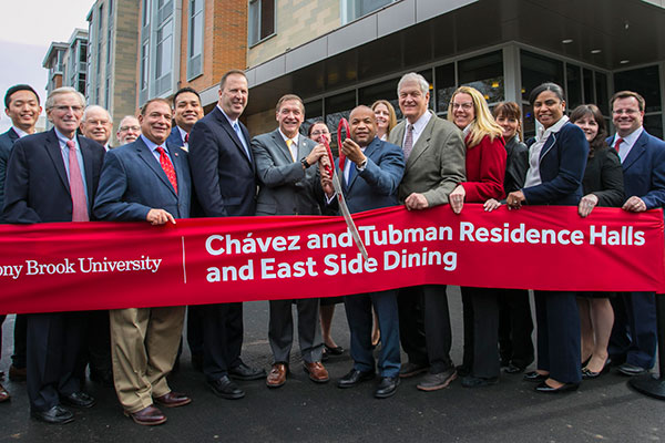 east side dining ribbon cutting