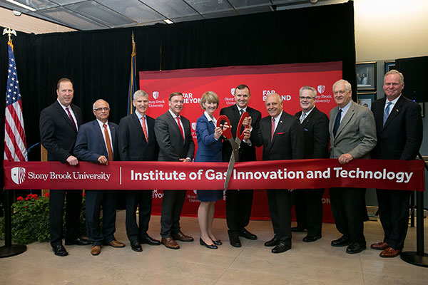 gas innovation and technology ceremony