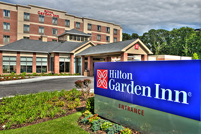 accomodations - Hilton Garden Inn Stony Brook