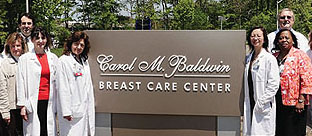 carol m baldwin breast center