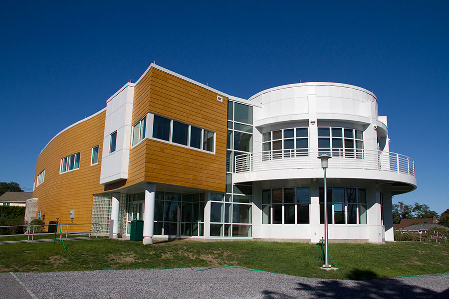marine science center