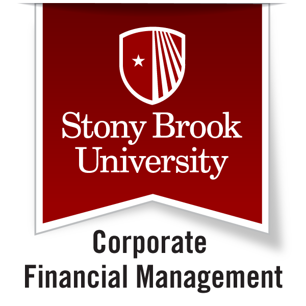 Corporate Financial Management Badge