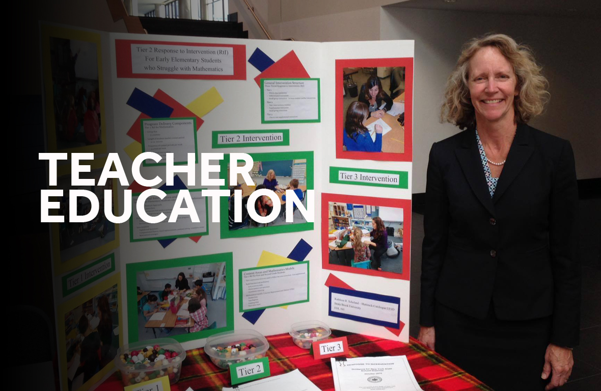 Teachers Presents Research on Learning