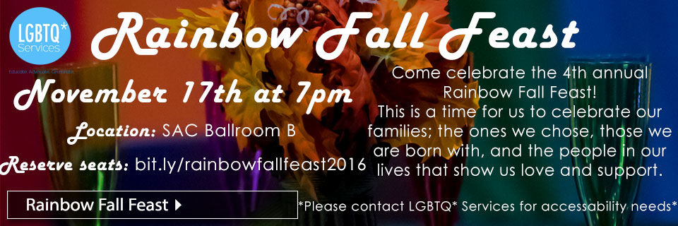 Rainbow Fall Feast Banner