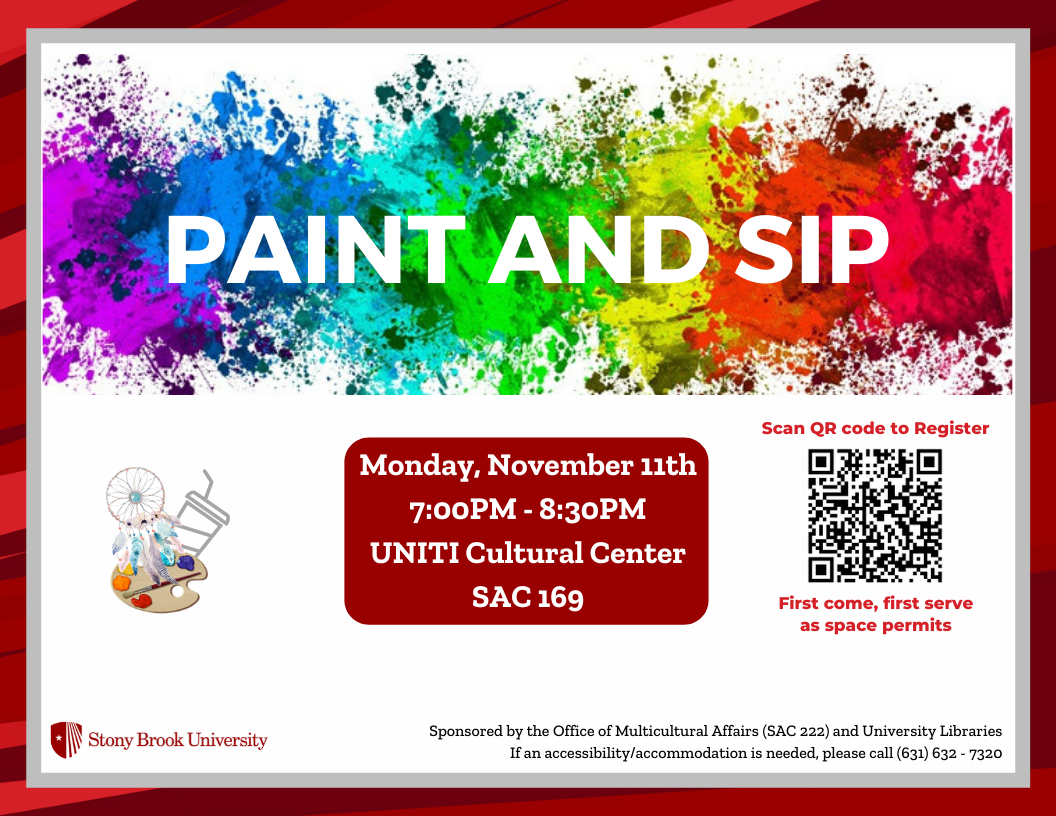 Paint and Sip for OMA Website