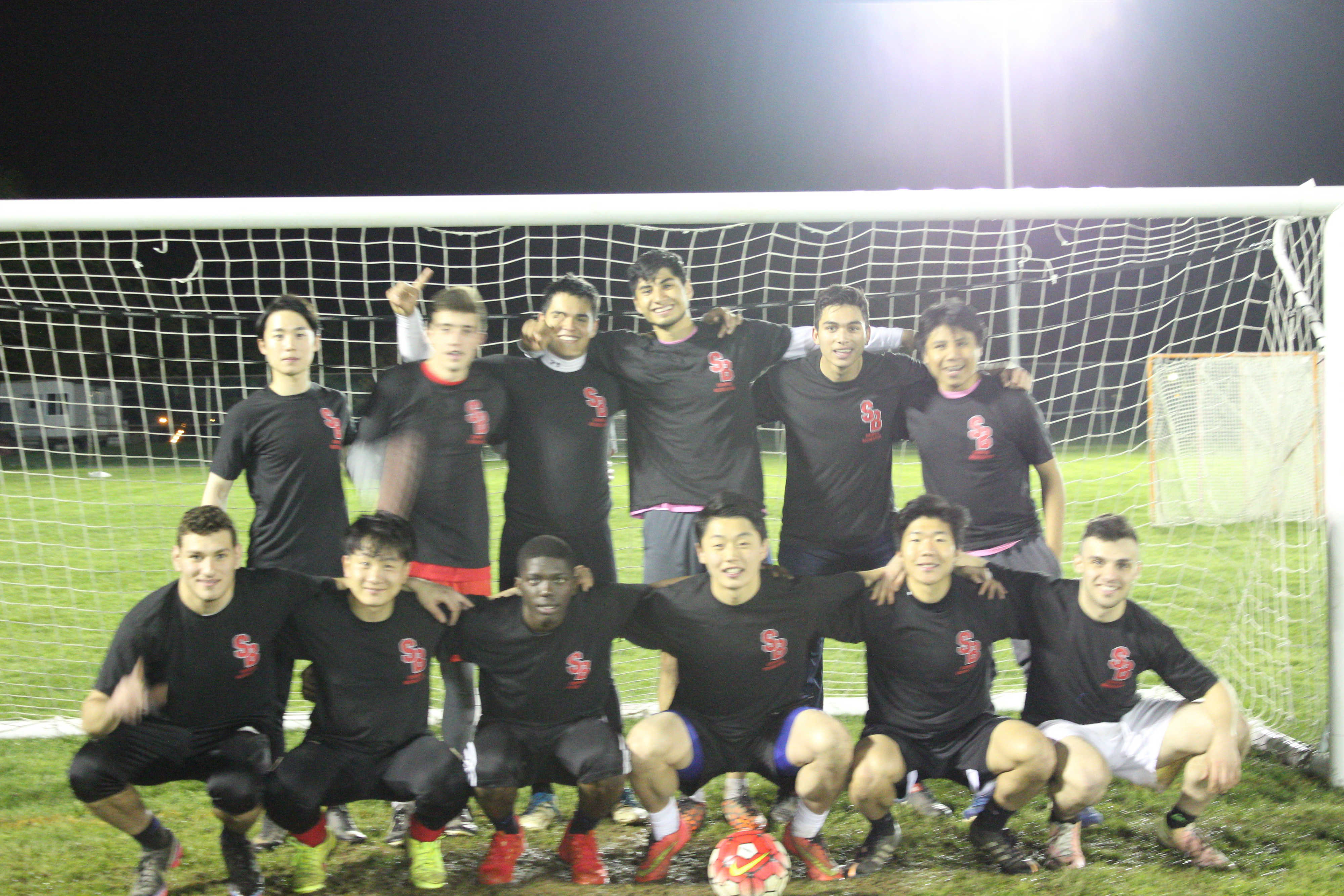 Armando Carries Us: Open Competitive Outdoor Soccer Champions