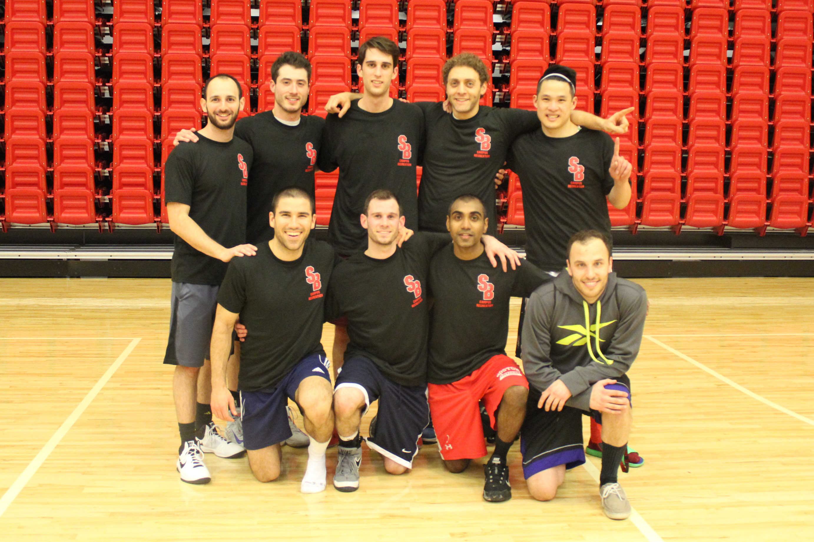 Creamsickles: Open Recreational Basketball Champions