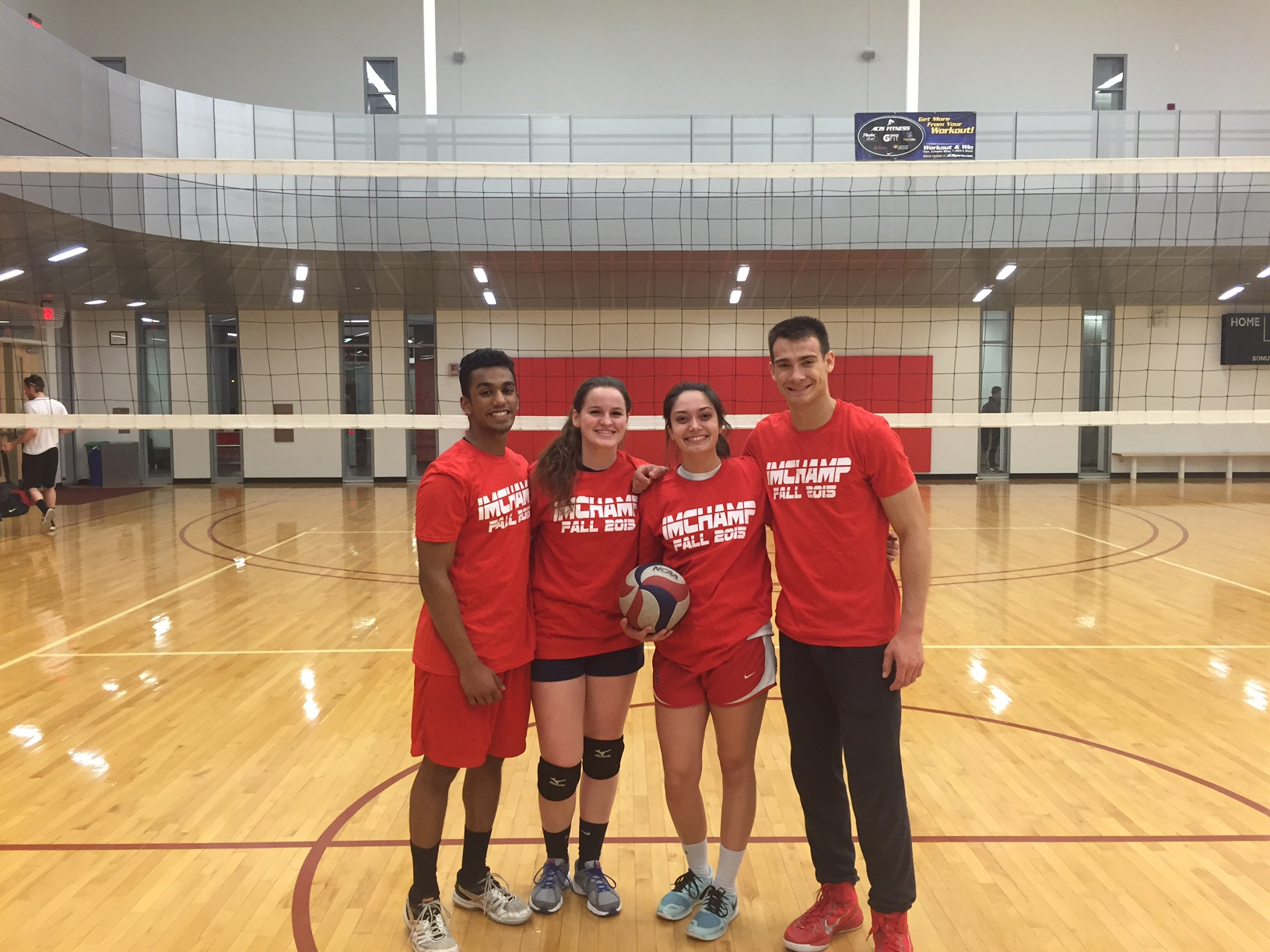 Setty Wap: Coed Competitive Volleyball Champions
