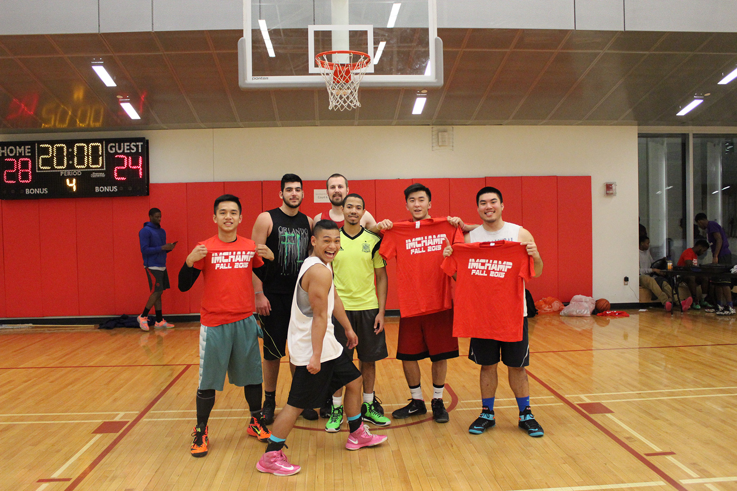 Sissy Boys: Men's Competitive 3v3 Basketball Champions