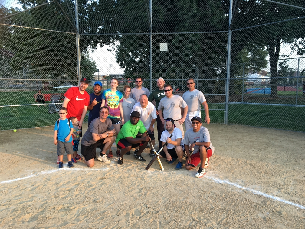 IT Geek Squad: 2015 Intramural Summer Softball Champions