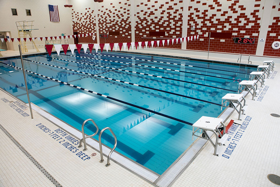 Swimming Pool Recreation And Wellness