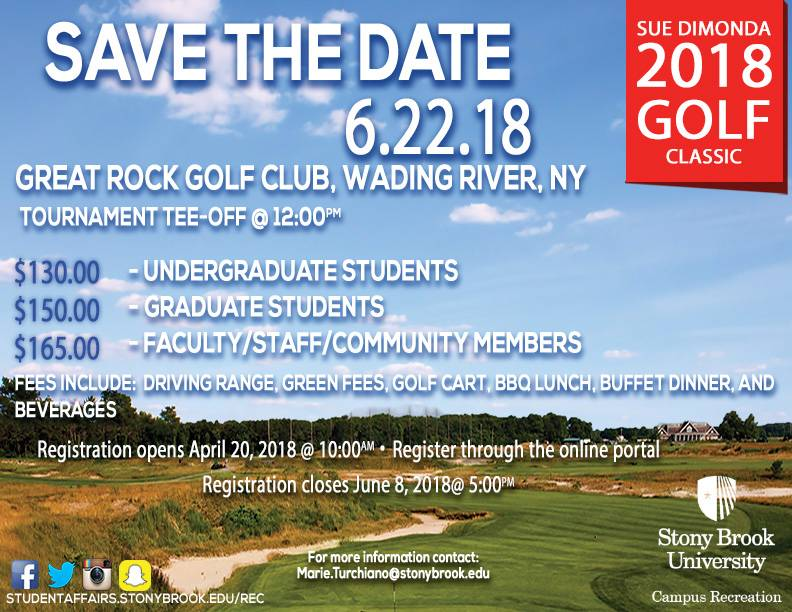 2018 save the date golf flier