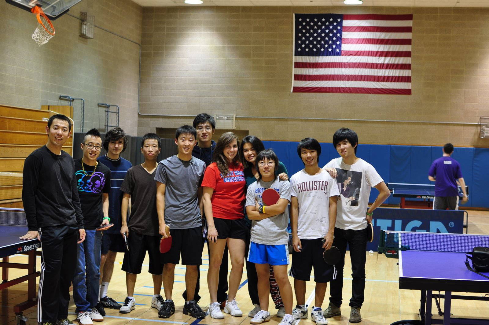 Table tennis recreation and wellness Stony brook swimming pool hours