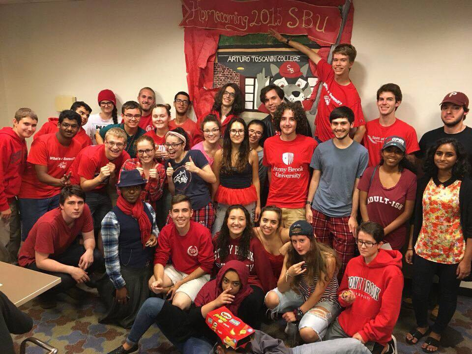 Hall Council Photo