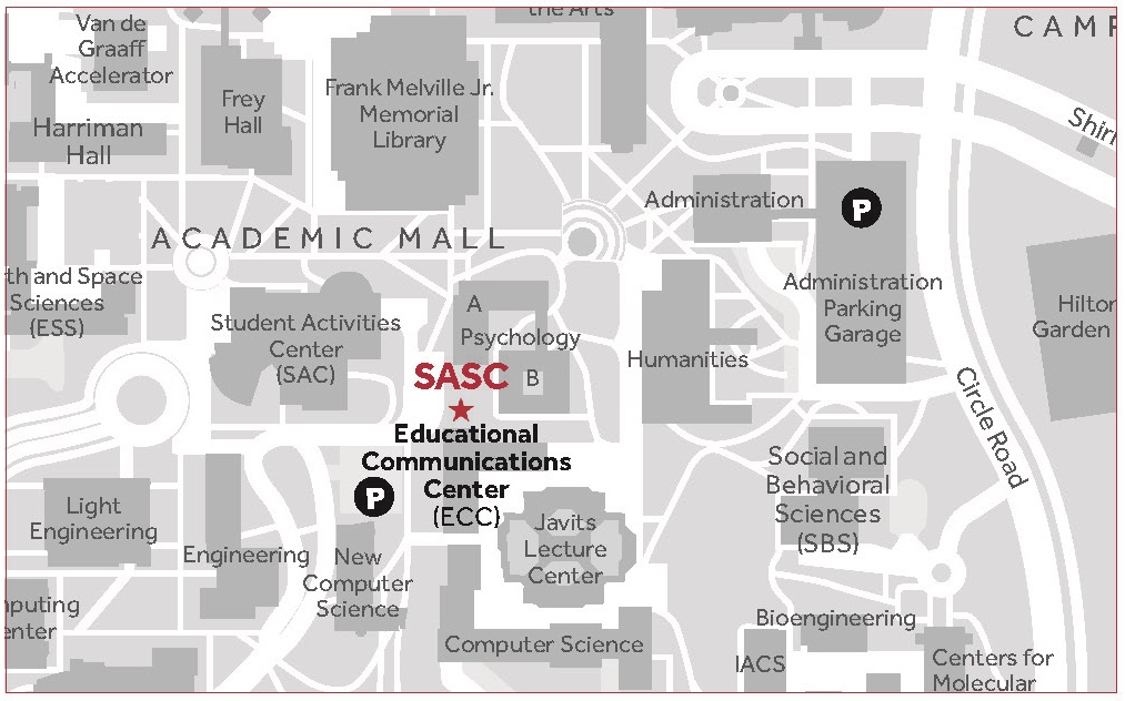 SASC located in ECC building