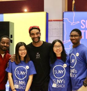 """SUNY's Got Your Back"" an Overwhelming Success at Stony Brook"