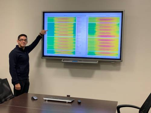Stony Brook University Wins 2020 Innovation AwardStony Brook University has been awarded a 2020 Innovation Award by   Smart Energy Decisions,   in recognition of the data analytics platform designed and used by the Office of Energy Management.