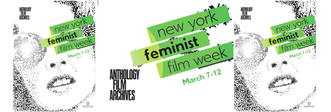 New York Feminist Film Week 2017