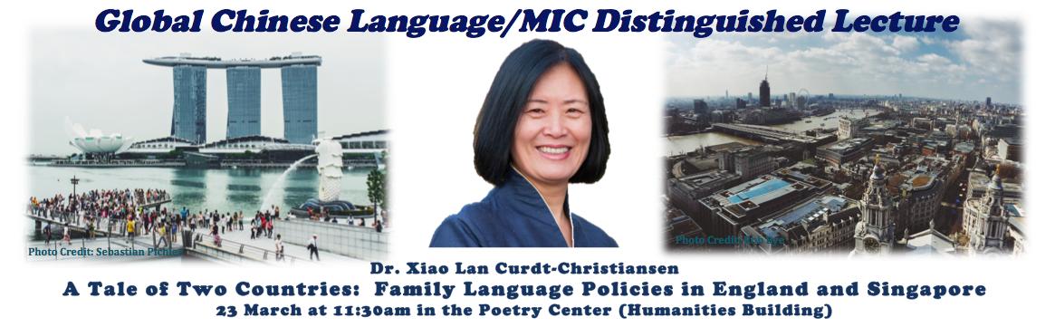 Dr. Xiao Lan Curdt-Christiansen