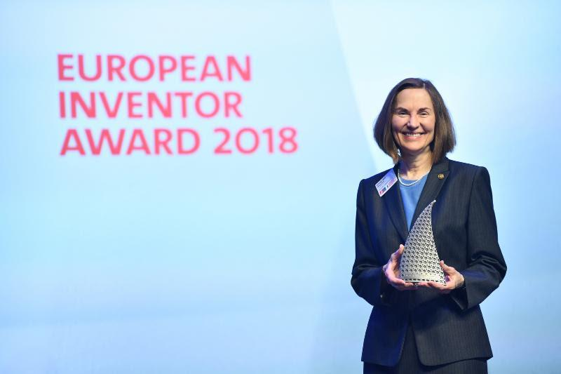Distinguished Professor Esther Sans Takeuchi Wins European Inventor Award for Her Compact Batteries