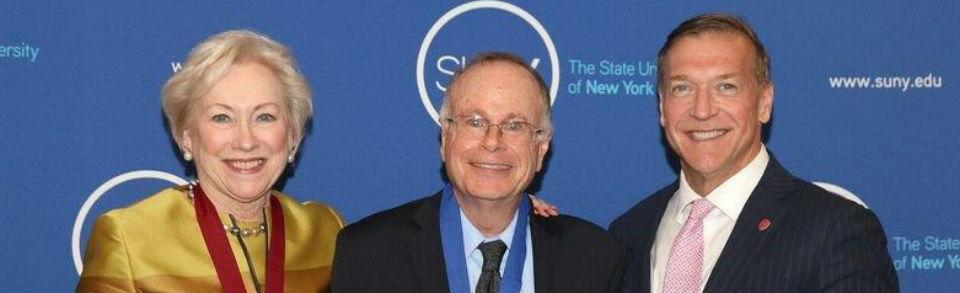Manuel London, Dean of the College of Business, Receives SUNY Distinguished Professor Rank