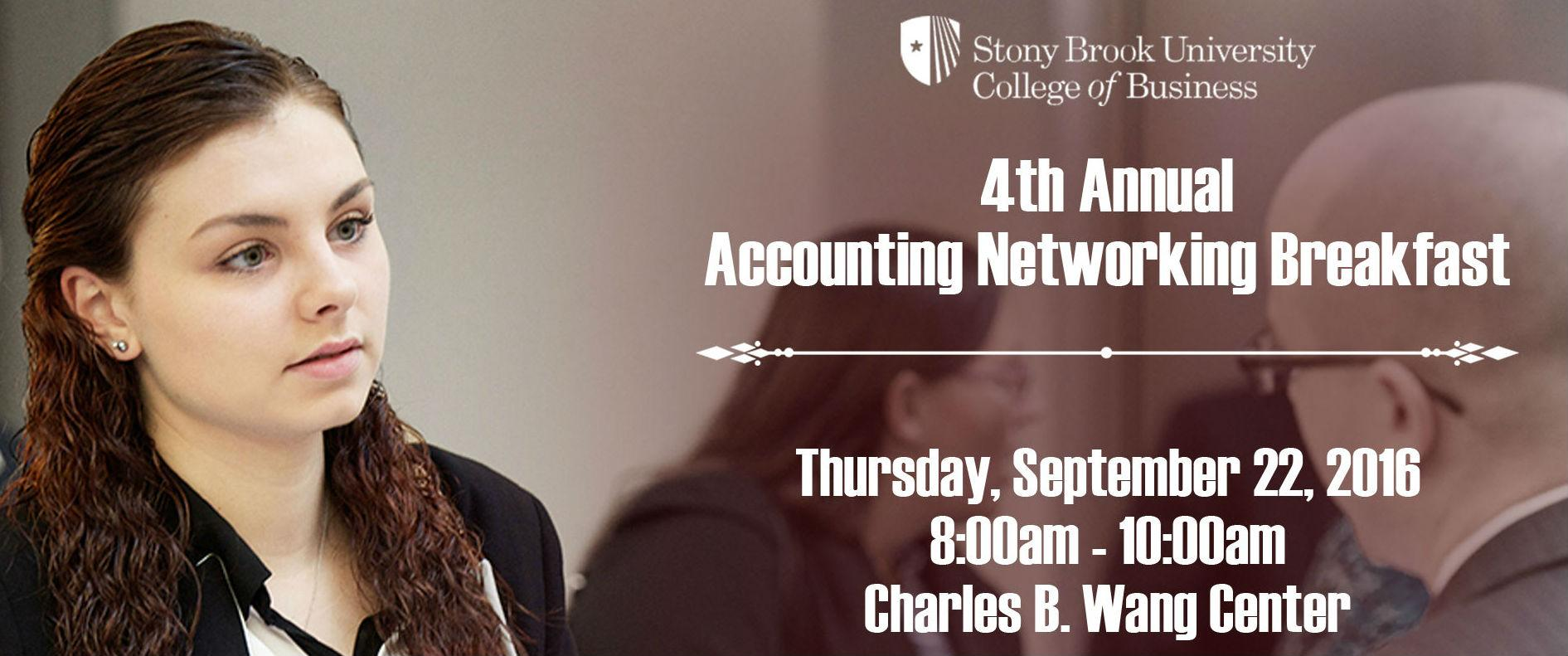 4th Annual Accounting Networking Event A Huge Success