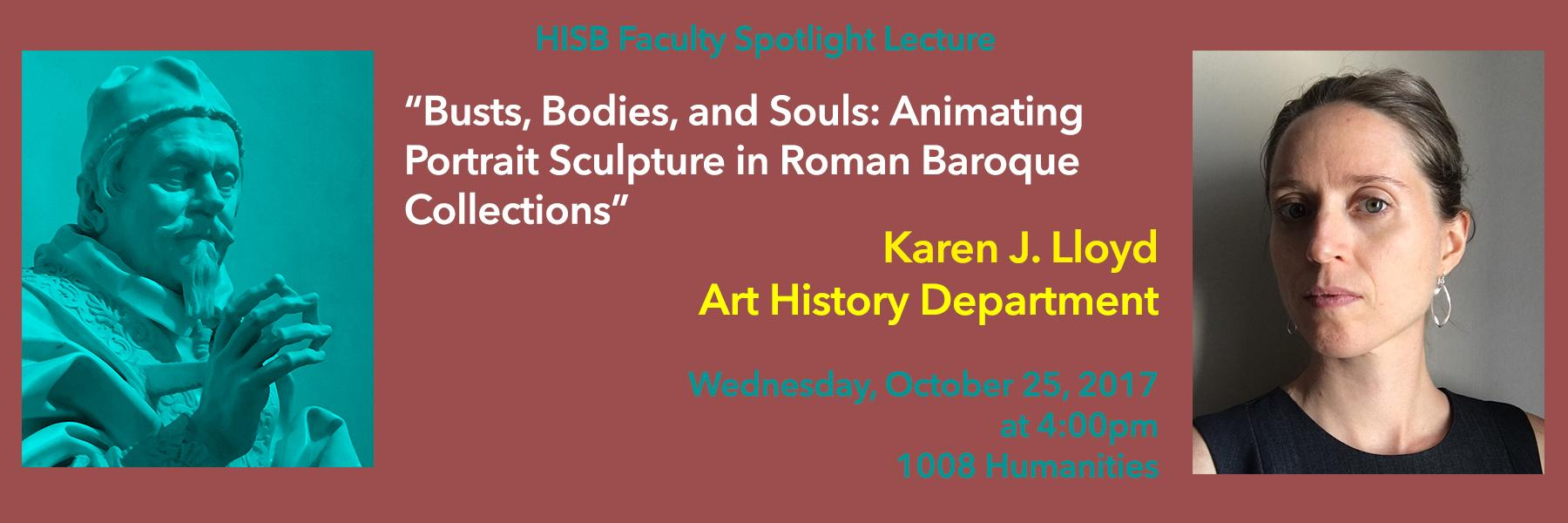 Faculty Spotlight Lecture