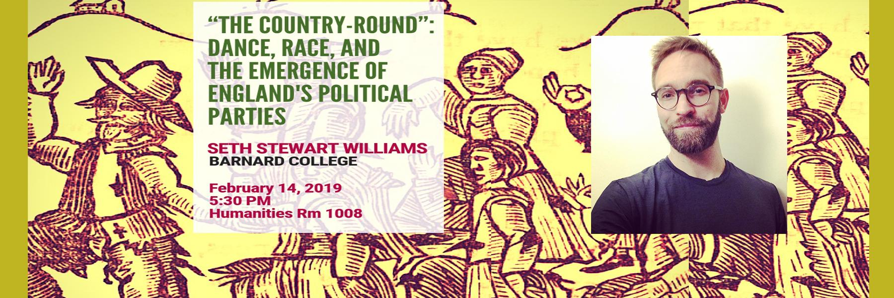 "The Country-Round"": Dance, Race, and the Emergence of England's Political Parties"