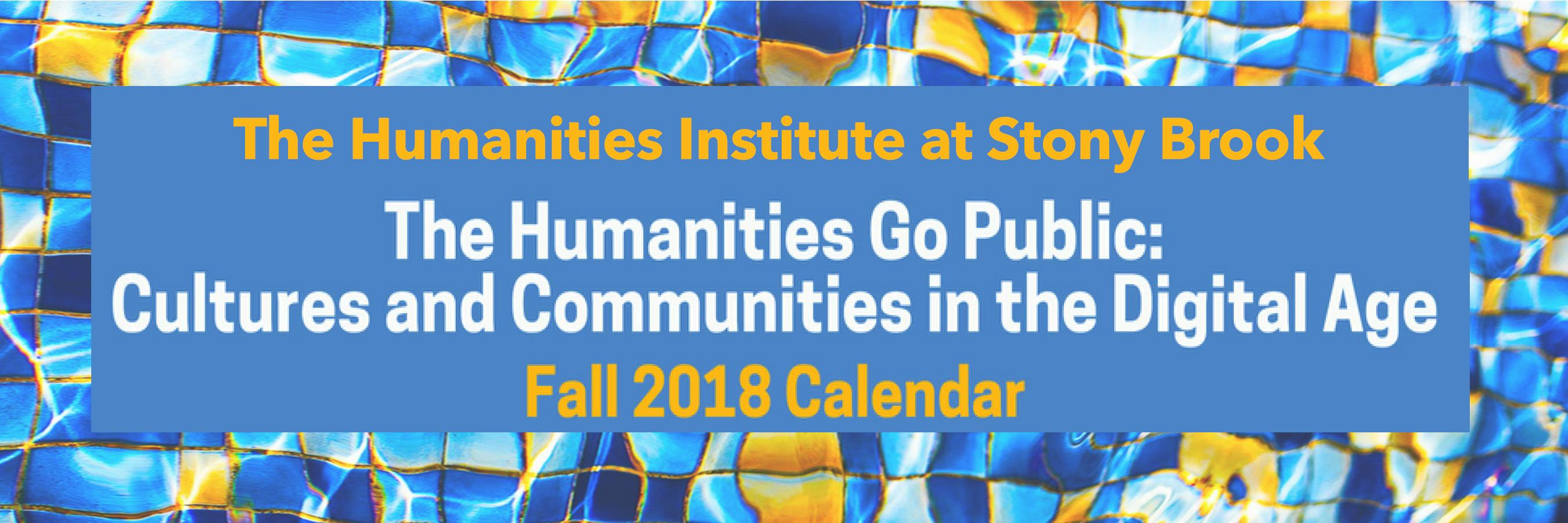 The Humanities Go Public banner