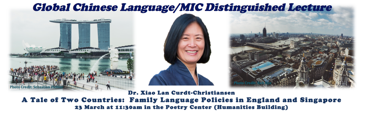 Global Chinese Language/MIC Lecture Xiao Lan