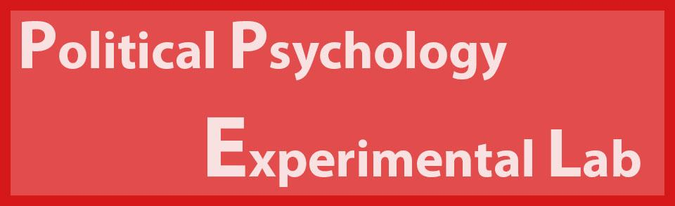 Political Psychology Experimental Lab