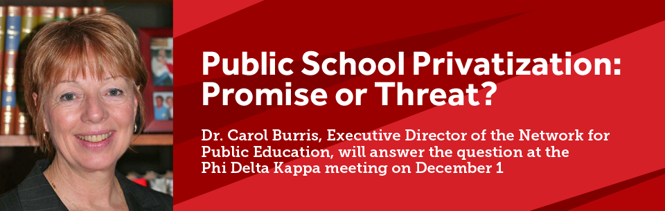 Public School Privatization: Promise or Threat?