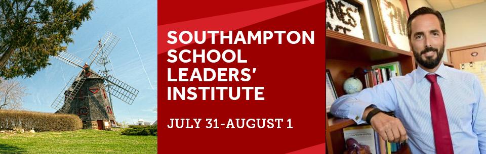 Southampton School Leaders' Institute