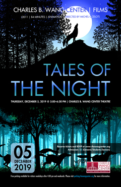 Tales of the night film poster