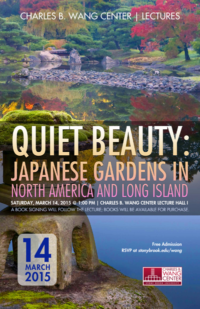 japanese gardens lecture