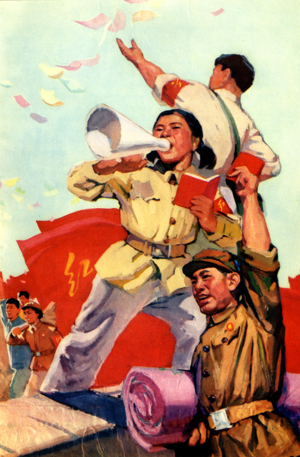 the red guards and the cult Red guards were a mass movement of civilians, mostly students and other young people in the people's republic of china (prc) personality cult of mao.