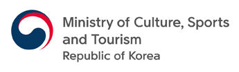 ministry of culture, sports, and tourism republic of korea logo