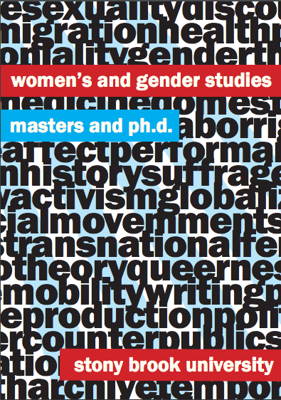 Phd womens gender and sexuality studies